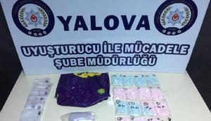 Yalova'da uyuşturucu operasyonu: 7 gözaltı