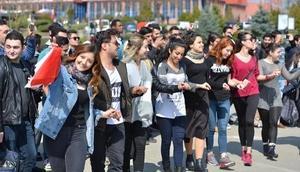 Sakarya Üniversitesinde Nevruz coşkusu