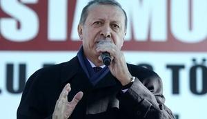 Cumhurbaşkanı Erdoğan Kastamonuda konuştu
