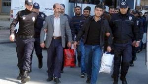 Mersinde PKK/KCK şüphelisi 27 kişi adliyeye çıkarıldı
