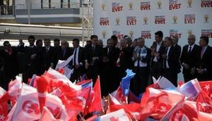 Başbakan Yıldırım, Tuncelide 1938 yılında yaşananları, vahşet olarak değerlendirdi