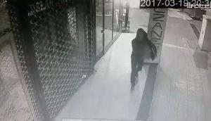Adıyamanda tütün hırsızlığı kamerada