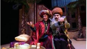 Ali Baba ve Kırk Haramiler Osmaniyede