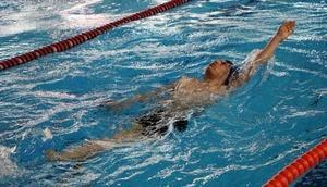 Özel Sporcular Yüzme Şampiyonası Antalyada başladı