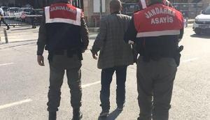 Cezaevi firarisi İzmirde yakalandı