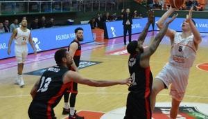 Banvit-Gaziantep basketbol Fotoğraflar