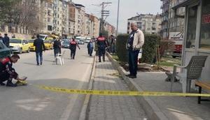 Elazığda taksicilerin bıçaklı, silahlı kavgası: 2 yaralı