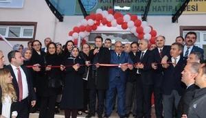 Ümraniye Belediyesi Giresun'da okul yaptı