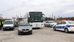 Kastamonuda 67 mülteci yakalandı