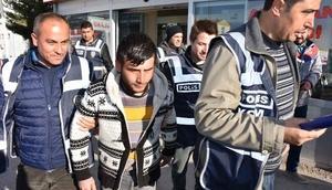Aksarayda uyuşturucu operasyonunda 39 tutuklama