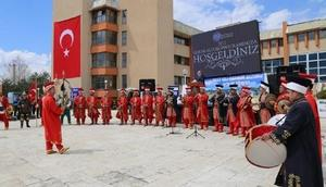 Erzincan Belediyesi Yatırım Sezonunu açtı