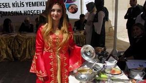 Kiliste, yöresel yemekler yarıştı