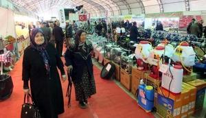 Yozgat 8. Gıda ve Tarım Fuarı açıldı