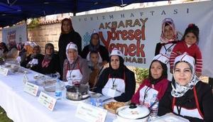 Aksaray'da yöresel yemek yarışması