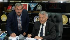 Isparta Belediyesinde toplu sözleşme