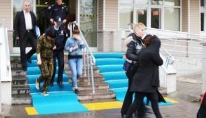 Kırıkkaledeki fuhuş çetesi operasyonunda anne ile oğlu tutuklandı