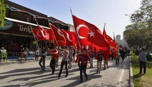 Adanada 23 Nisan coşkusu