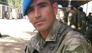 Afganistanda kalp krizinden ölen astsubay, memleketi Aksarayda defnedildi