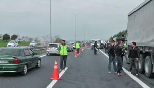 Ümraniyede trafik kazası : 7 yaralı