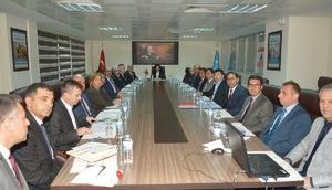 Kırklareli'de istihdam kurulu toplantısı