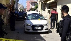 Adanada silahlı çatışma: 1 ölü, 4 yaralı