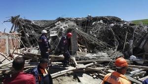 Diyarbakırda göçük: 1 ölü, 2 yaralı