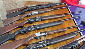 Hakkaride 560 av tüfeği ele geçirildi