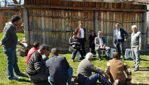 Tokatta çiftçiler bilgilendirildi