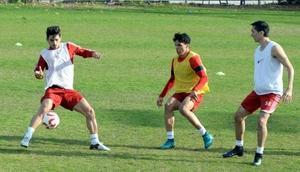 Mersin İdmanyurdu Eskişehir maçına hazırlanıyor