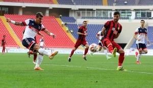 Mersin İdmanyurdu-Eskişehirspor maçı fotografları