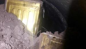 Bitlis'te PKKnın tuzakladığı 350 kilogram patlayıcı imha edildi