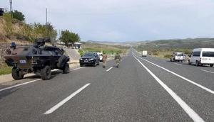 Tunceli-Elazığ karayolunda köprüye tuzaklanan 250 kilo patlayıcı imha edildi