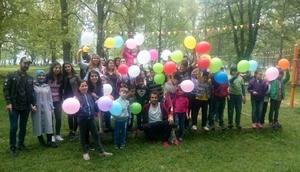 Düzcede mülteci çocuklar için kardeşlik projesi