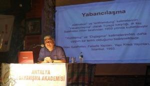 İhraç edilen Prof. Dr. Karaman: Toplum doğal haklara karşı duyarsızlaşmış