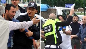 Bursada ölümlü kazanın ardından ortalık karıştı