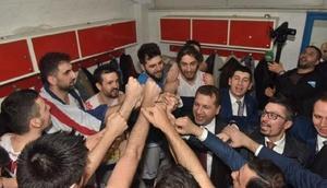 Balıkesir Karesispor 1inci Lig aşkına