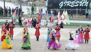 Giresun Aksu Festivali başladı
