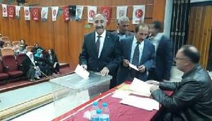 Ağrı MHPde Aktaş güven tazeledi