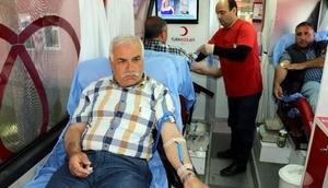 Erzincan Özel İdareden kan bağışı
