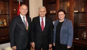 ATB Başkanı Şahin Bilgiç: Yerli otomobili Adanada üretmeye talibiz