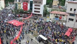 Şehit Uzman Onbaşı Zengin, Giresun'da toprağa verildi- ek fotoğraflar