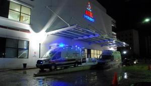 Kastamonuda 8 asker gıda zehirlenmesi şüphesiyle hastaneye kaldırıldı