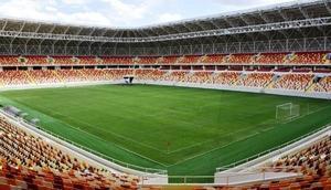 Malatyanın yeni stadı hazır hale geldi