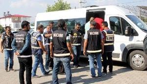 Osmaniyede FETÖden 7 tutuklama