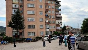 Tokatta 7 katlı apartmanın sakinleri binalarının yıkılmasını istedi