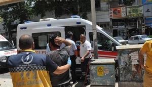 Adıyamanda yerel radyoya saldırı: 4 yaralı