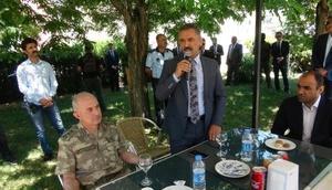 Vali Kaymak: Tunceli halkı terörü asla tasvip etmiyor