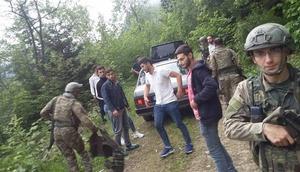 Son dakika... Trabzon'da patlama: 2 asker yaralı