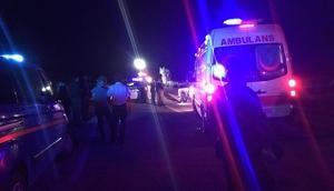 Hatayda feci kaza: Aynı motosikletteki 4 kişi öldü