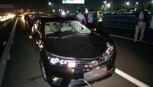 Avrasya Tüneli çıkışında feci kaza: Bir ölü